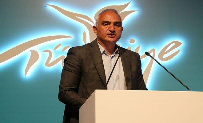 Bakan Ersoy: Güvenli turizm şimdi daha güvenli