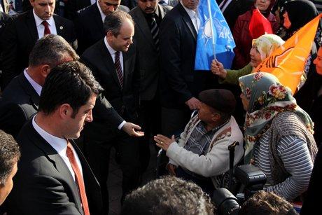 Bakan Kılıç, AK Parti çok badireler atlattı