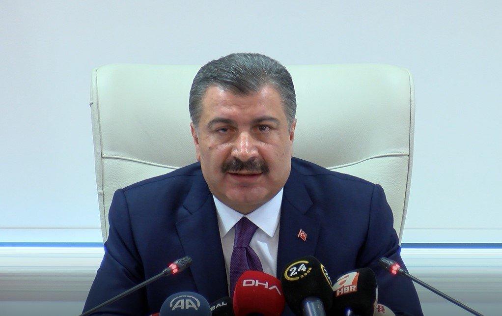 Bakan Koca: Türkiye'de koronavirüs yok