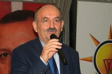 Bakan Mehmet Müezzinoğlu,Tekirdağ'da