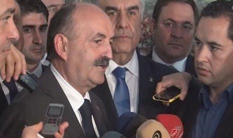 Bakan Müezzinoğlu TC'ye açıklık getirdi