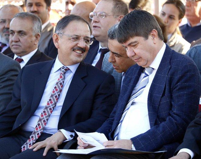 """Bakan Özhaseki: """"Türkiye dünyayı binde 7 kirletiyor"""""""