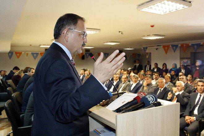 """Bakan Özhaseki:""""Bunlarla ölümüne mücadele edeceğiz"""""""