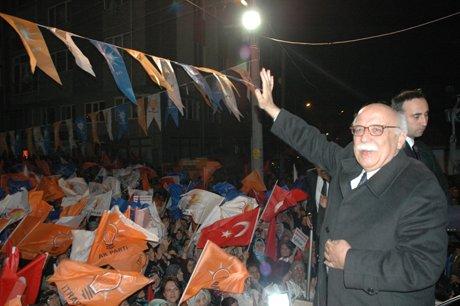 Bakan Prof. Dr. Nabi Avcı Eskişehir'de