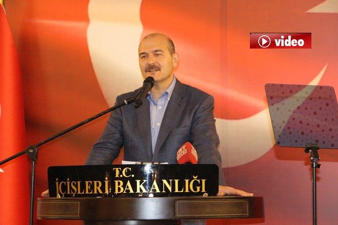 """Bakan Soylu: """"Artık herkes 2019 hesabını yapmaktadır"""""""