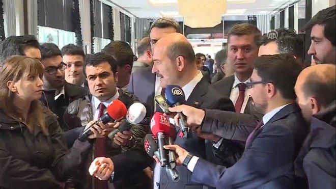 Bakan Soylu'dan Büyükçekmece açıklaması!