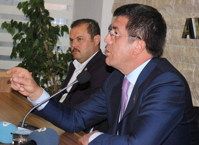 Bakan Zeybekçi: