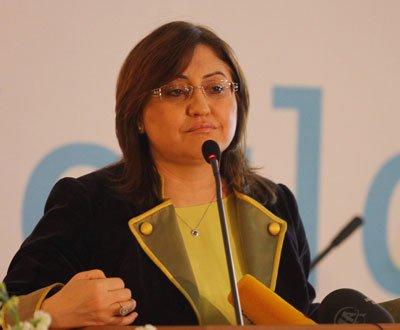 BakanFatma Şahin'den  kadınlara müjde