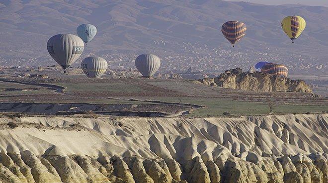 Balon turları 1 Temmuz'a kadar yapılamayacak