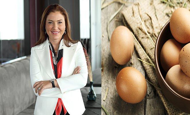 Banu Dedeman: Kafessiz yumurta kullanımına geçtik
