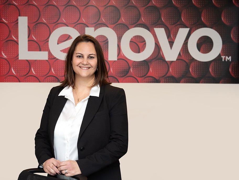 Banu Soyak, Lenovo Türkiye Pazarlama'da