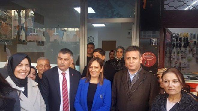"""Barış Aydın: """"Çankaya'ya kadın eli değmeli"""""""