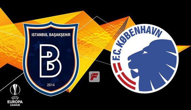 Başakşehir Kopenhag UEFA maçı saat kaçta, hangi kanalda?