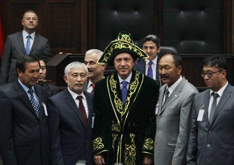 Başbakan ERDOĞAN'dan Fidan ve Özel'e Destek