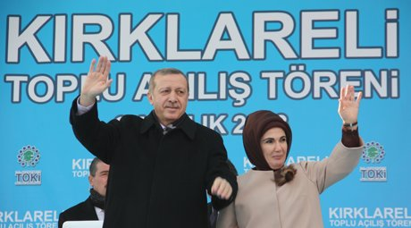 Başbakan Erdoğan, Kırklareli'nde