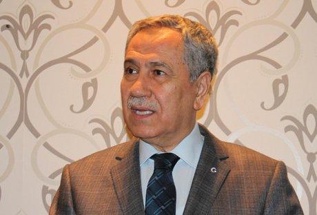 Başbakan Yardımcısı Bülent Arınç Konya'da