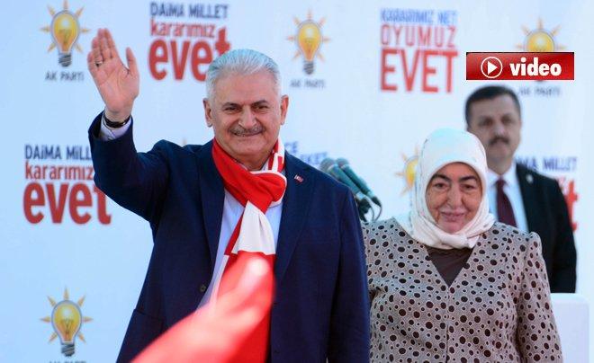 Başbakan Yıldırım:Kılıçdaroğlu 'bozuk plak' gibi