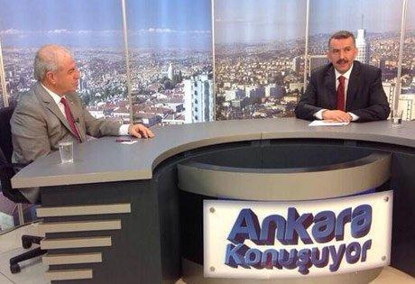 Başkan Adayı Adem Ceylan KON TV'de