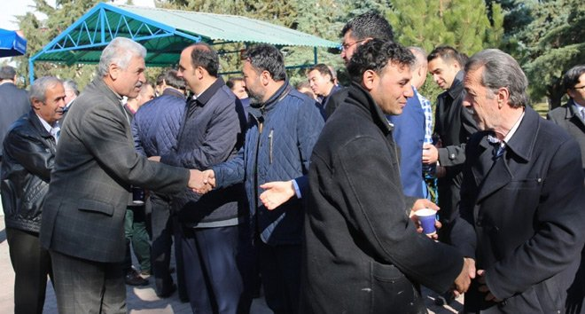 """Başkan Altay: """"Selçuklu demek hizmet demek"""""""