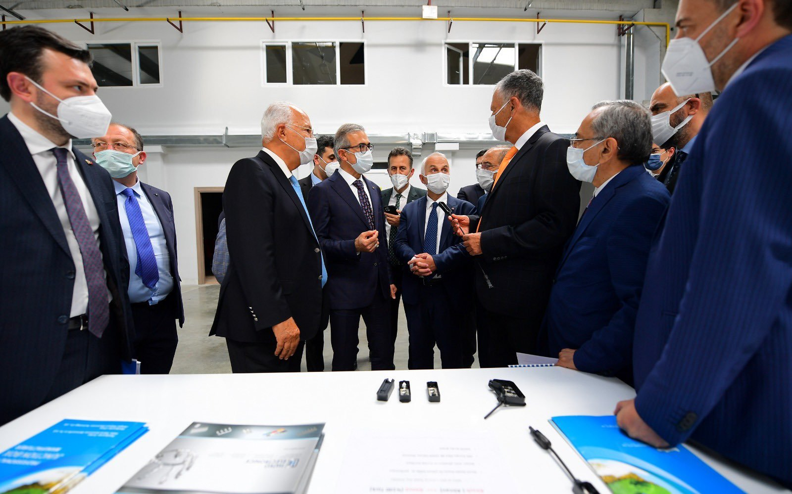 Başkan Demir: Yol haritası çizmek istiyoruz #video