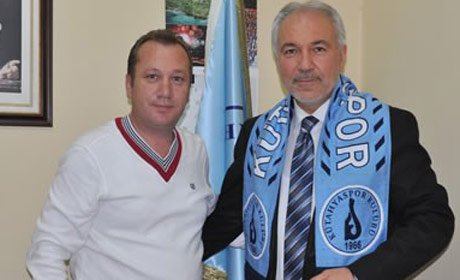 Başkan Saraçoğlu'na Kütahyaspor'u ziyaret etti