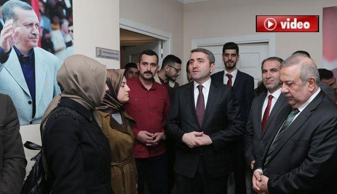 Başkan Selim Temurci, Ev Sohbetlerini Arttırın