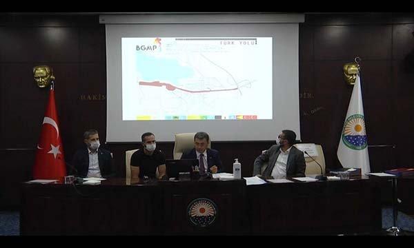 Başkan Şimşek Büyük Gölbaşı Merkez Projesi'ni tanıttı(video)