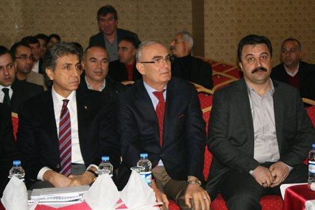 Başkan Yusuf Ziya Yılmaz, Mardin'de