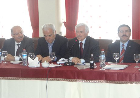 Başkent Ankara Meclisi Kırıkkale'de toplandı