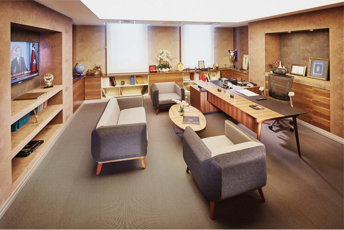 Baştan Uca Ofis Tasarımı