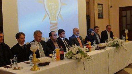 Bayburt Belediye Başkanı Hacı Ali Polat