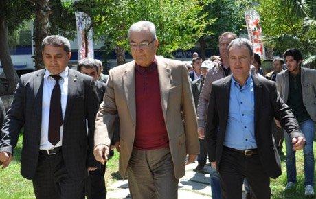 Baykal, Gazipaşa'da partilileri uyardı