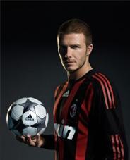 Beckham gol atarsa sevinmeyecek