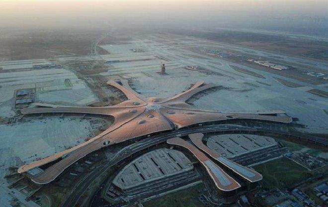 Beijing Daxing havalimanı Uçuş denemeleri 34 gün boyu sürdü