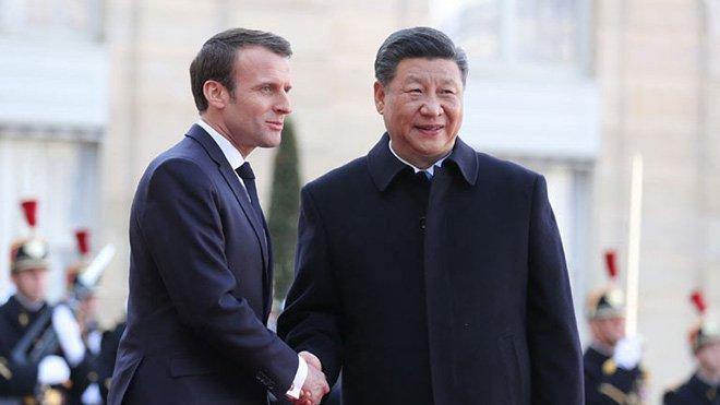 Beijing-Paris hattında bahar havası