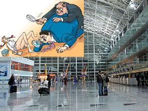 Havaalanında bekaret testi