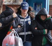 47 Kişi gözaltına alındı