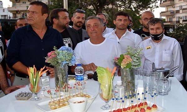 Beşiktaş Başkanı Çebi: Hazır değildik