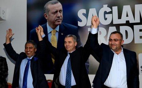 Beylikdüzü'nde Başkan Yusuf Uzun tekrar aday oldu