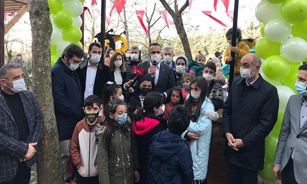 Beyoğlu Belediyesi'nde 11'nci 'Mahallesi Bahçesi'(video)