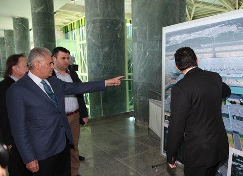 Binali Yıldırım, İzmir havacılığın merkezi haline gelecek