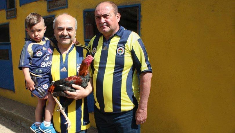 Bir Fenerbahçe taraftarı, horozunu satarak 'Fener Ol' kampanyasına katıldı