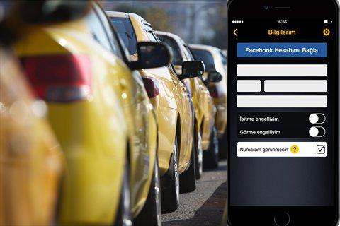 BiTaksi'den Sosyal güvenlik güncellemesi
