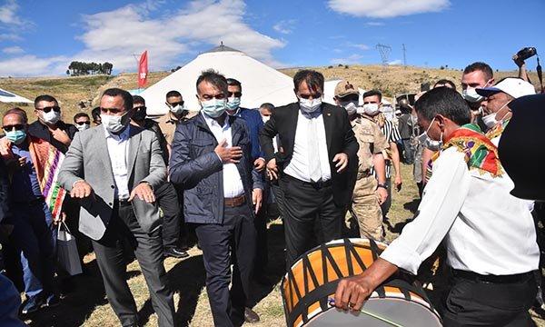 Bitlis'te, Malazgirt Zaferi'nin 949'uncu yıl dönümü