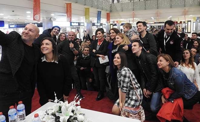 'Bizi Hatırla' filmin galası Ankara'da