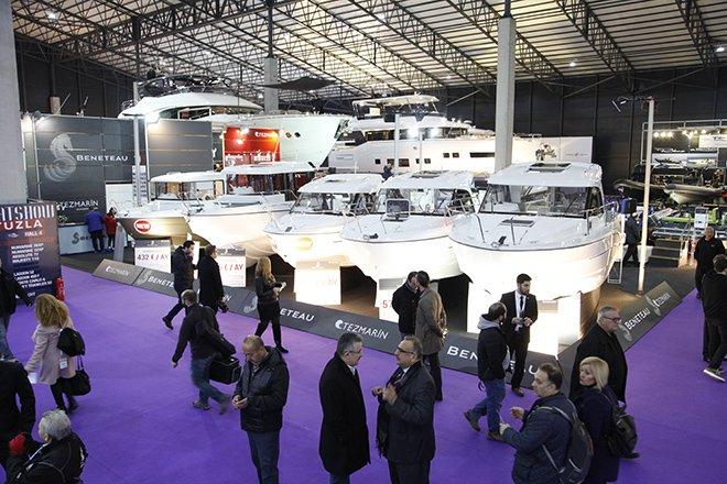 Boat Show Tuzla, 75 bin kişiyi misafir edecek
