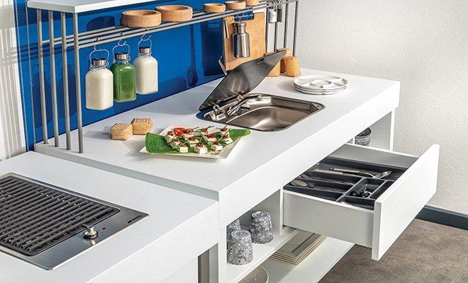 Bodrum Havası Mutfakların Yeni Modası