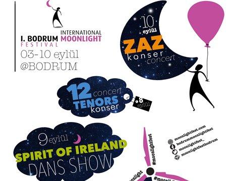 Bodrum Uluslararası 1.Moonlight Sanat Festivali