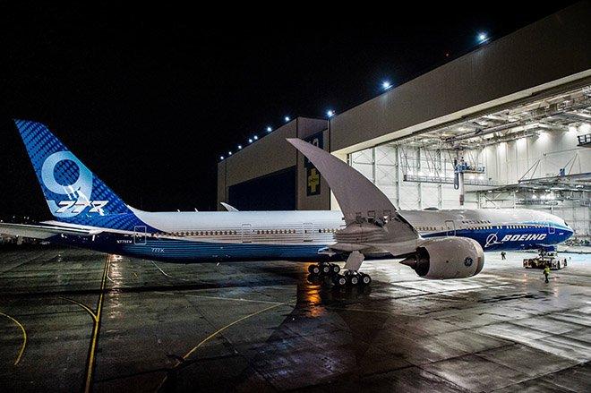 Boeing'de üst düzey değişiklik