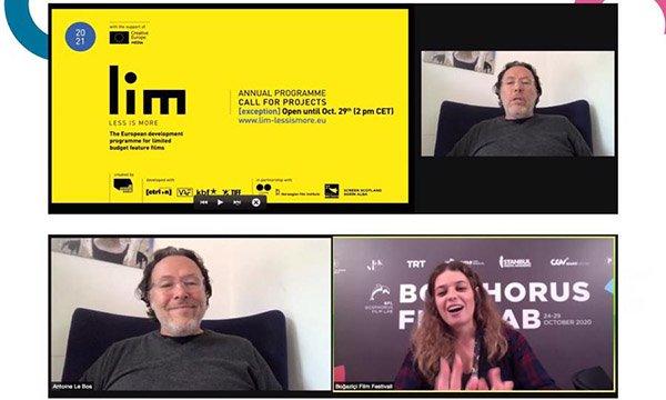 Bosphorus Film Lab Jüri Sunumlarıyla Devam Ediyor